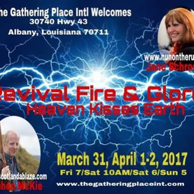 Revival Fire & Glory