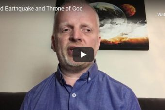 Scotland Earthquake and the Throne of God