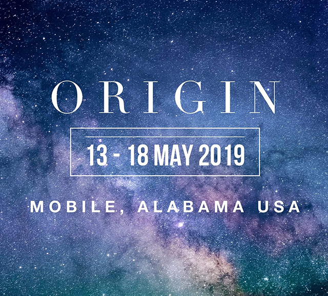Stevie Mckie @ Origin - The Nest Conference 2019